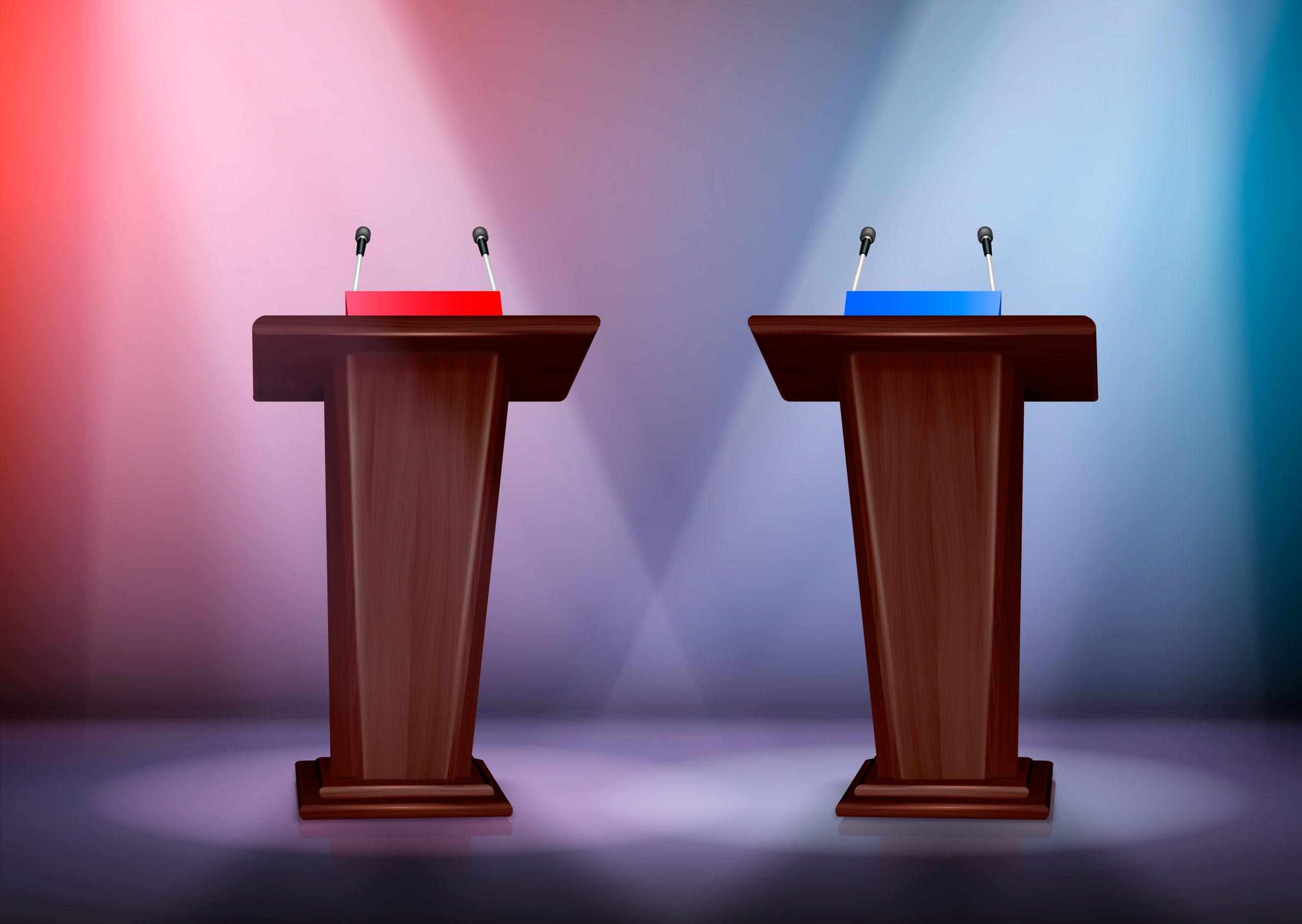 Kandydaci na Wójta zmierzą się w debacie przedwyborczej.